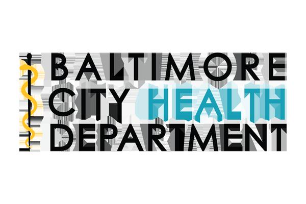 Baltimore City Health Department Logo