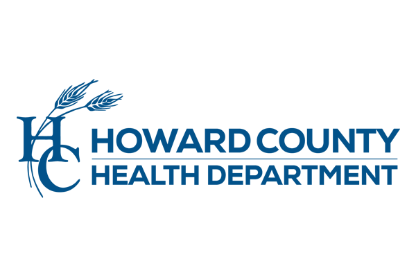 Howard County Health Department Logo